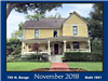 Historic Home Recognition - November 2018 - 705 N. Benge