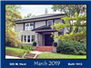 Historic Home Recognition - March 2019 - 505 W. Hunt St.