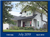 Historic Home Recognition - July 2019 - 1105 Oak St.
