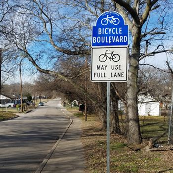 Bicycle Signage