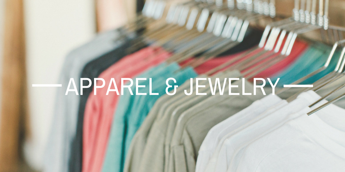 Apparel and Jewelry