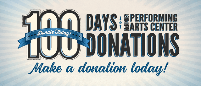100 Days 100 Donations