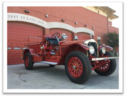 1924 Fire Engine