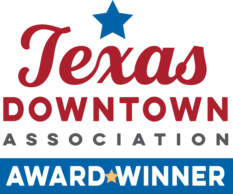 Texas Downtown Association Award Winner