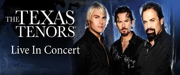 MPAC presents: The Texas Tenors