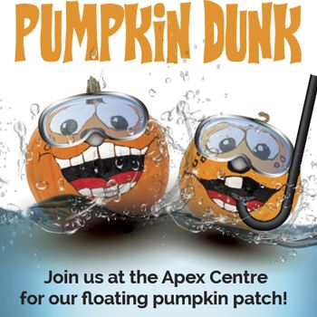 Apex Centre Pumpkin Dunk
