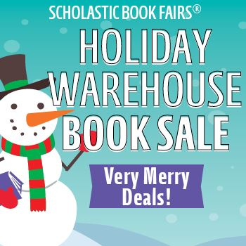 Holiday Warehouse Book Sale