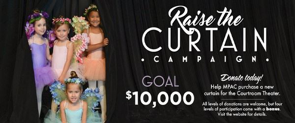 Raise the Curtain Campaign