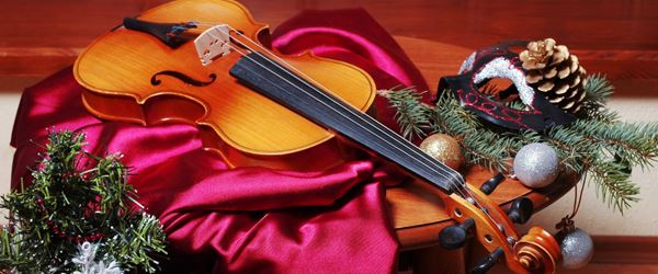 All-star Christmas with the Odysseus Chamber Orchestra