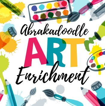 Art Enrichment Graphic