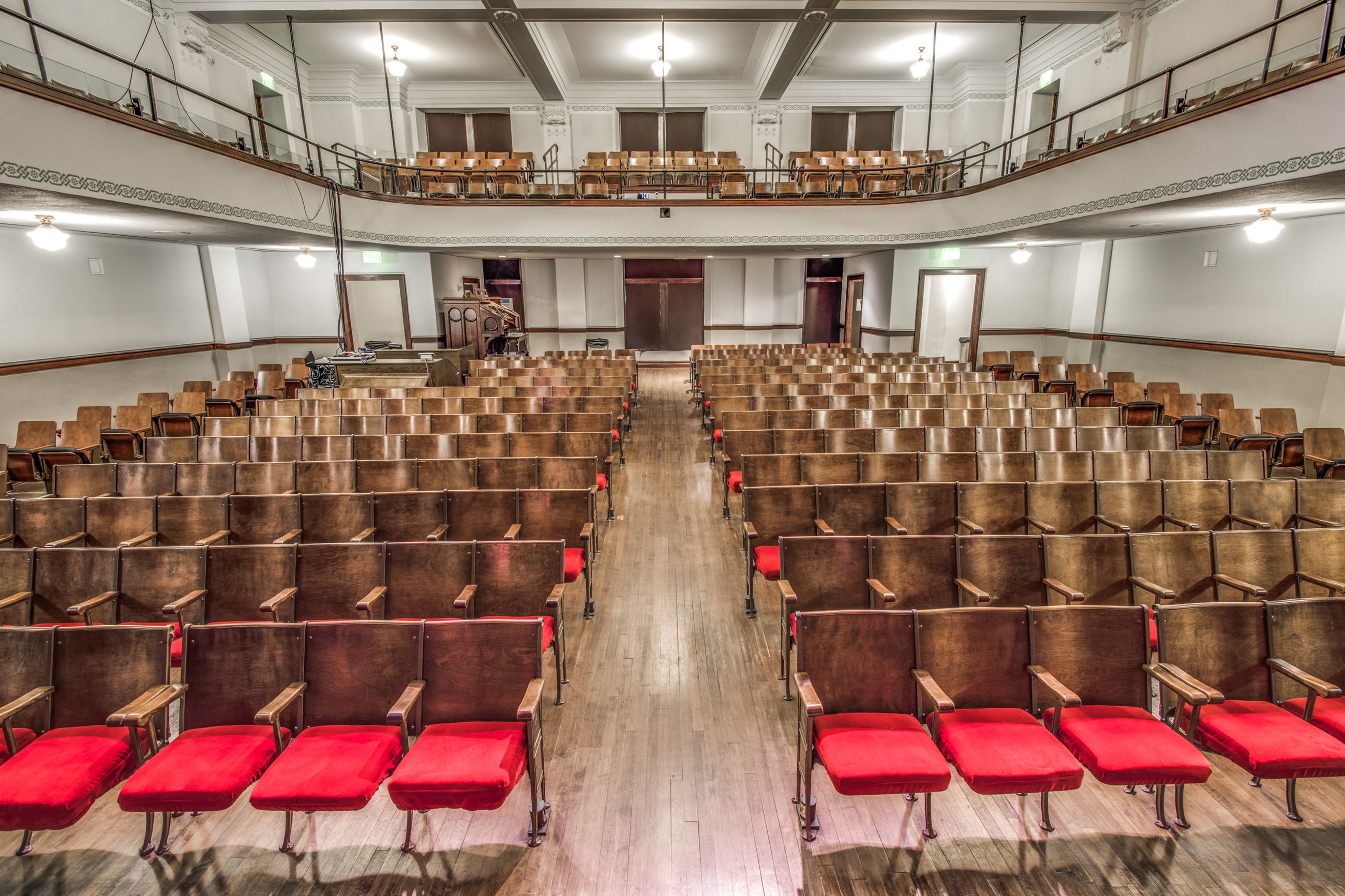 McKinney Performing Arts Center, Courtroom Theater