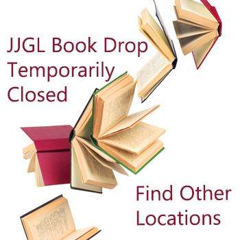 Book Drop Closed JJGL