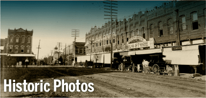 Photo of Historic Downtown - Links to Image Gallery