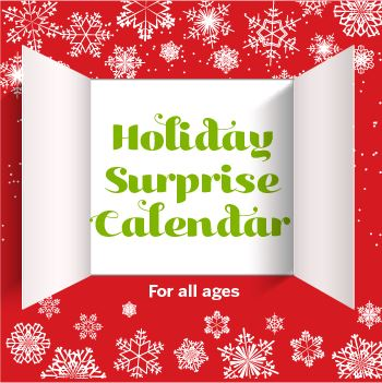 Holiday Surprise Calendar