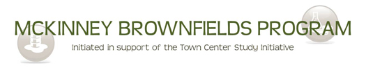 McKinney Brownfields Program