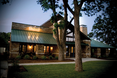 Oak Hollow Golf Course Clubhouse