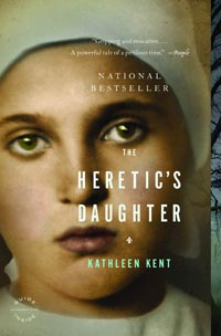 The Heretic's Daughter Book Cover Opens in new window
