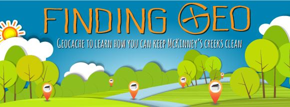 Finding Geo Geocaching Adventure in McKinney
