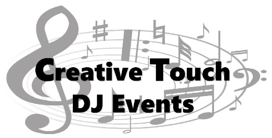 Creative Touch DJ Events LOGO