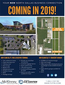 New FBO coming in 2019