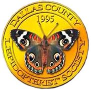 Dallas lepidopterists society logo