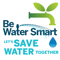 Be Water Smart - Let's save water together: Link to Outdoor Water Information