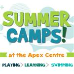 Summer camps and classes at the Apex Centre