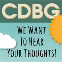 cdbg grant contacts list