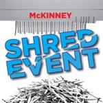 McKinney Shred Event