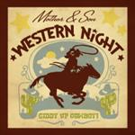 Mother and Son Western Night