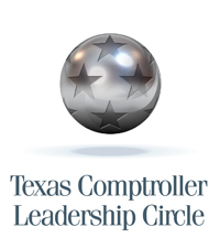 Texas Comptroller Leadership Circle Platinum Award