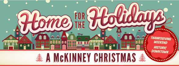 Home for the Holidays - A McKinney Christmas