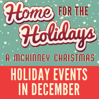 Holiday Events in December