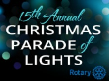Rotary Parade of Lights