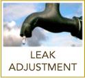 Leak Adjustment