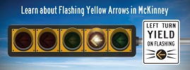Learn About Flashing Yellow Arrows