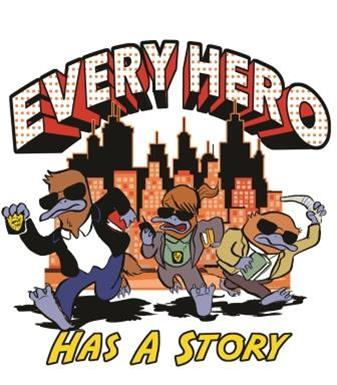 Every Hero Has a Story - Childrens 2015 Summer Reading Program