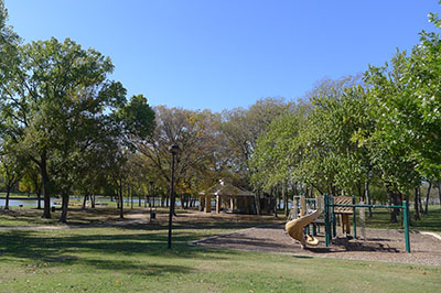 Towne Lake Park Play Area